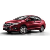 Honda City Colour Carnelian Red Pearl
