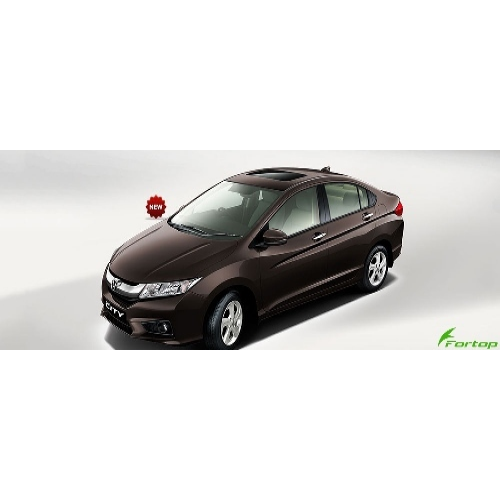 Honda City Diesel Colour Golden Brown Metallic