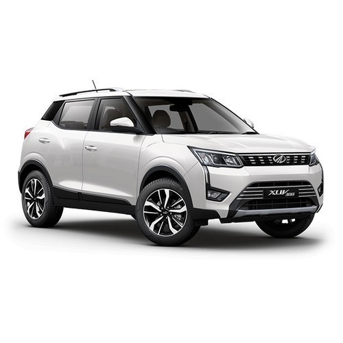 Xuv300 Pearl White Color