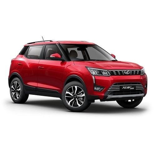 Xuv300 Red Rage Color