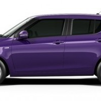 Maruti Swift Color Mysterious Violet