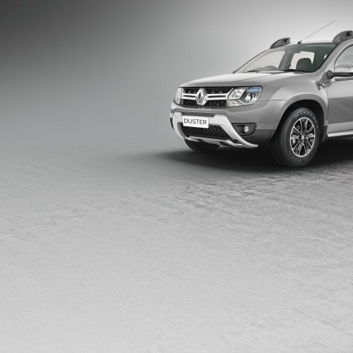 2016 Renault Duster Colour Moonlight Silver