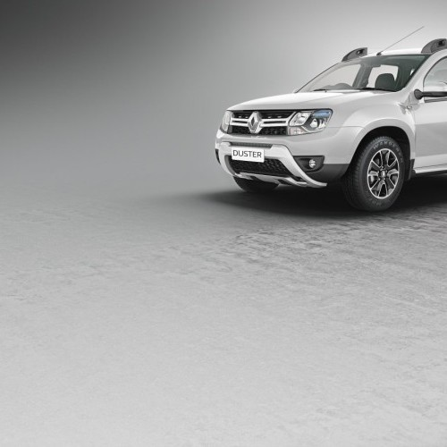 2016 Renault Duster Colour Pearl White