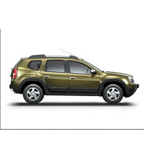 Renault Duster Colour Amazon Green