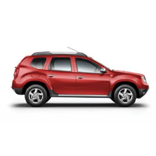 Renault Duster Colour Metallic Fiery Red