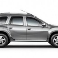 Renault Duster Colour Metallic Moonlight Silver