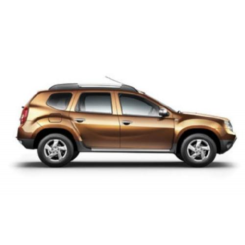 Renault Duster Colour Metallic Woodland Brown