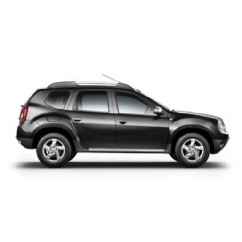 Renault Duster Colour Pearl Galaxy Black
