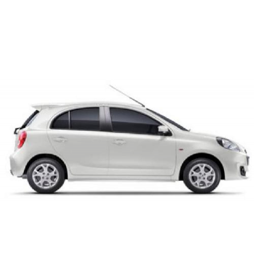 Renault Pulse Colour Pearl White