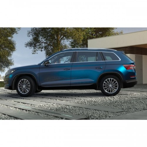 Skoda Kodiaq Lava Blue Color