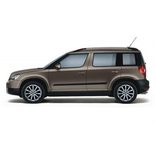 Skoda Yeti Car Colours | 6 Skoda Yeti Colors Available in India