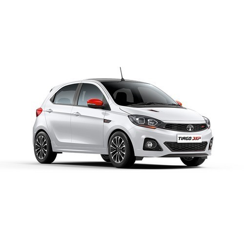 Tiago Pearlescent White With Glossy Black Roof