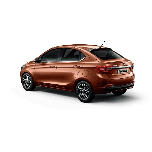 Tata Tigor Copper Dazzle Colour