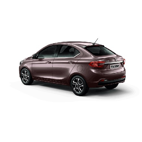 Tata Tigor Espresso Brown Colour