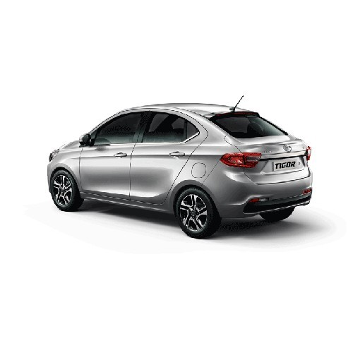 Tata Tigor Platinum Silver Colour