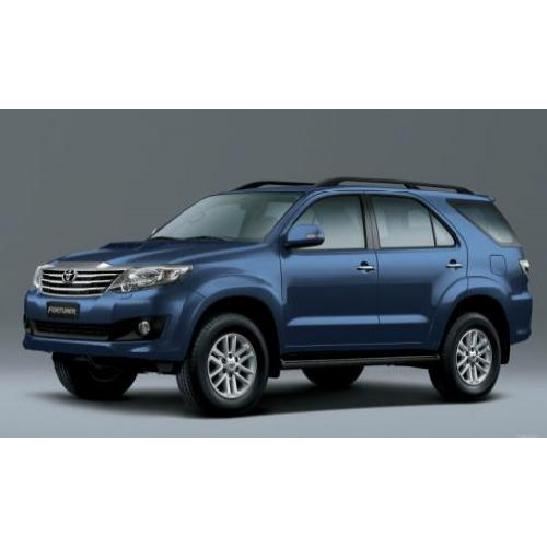 Toyota Fortuner Car Colours 9 Toyota Fortuner Colors Available In India