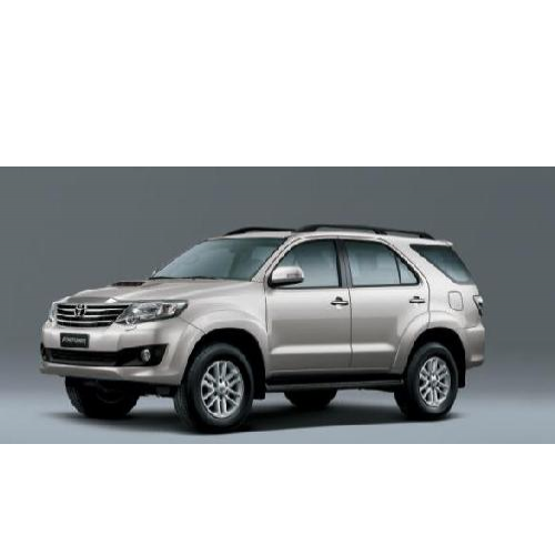 Toyota Fortuner Colour Silky Gold Mica Metallic