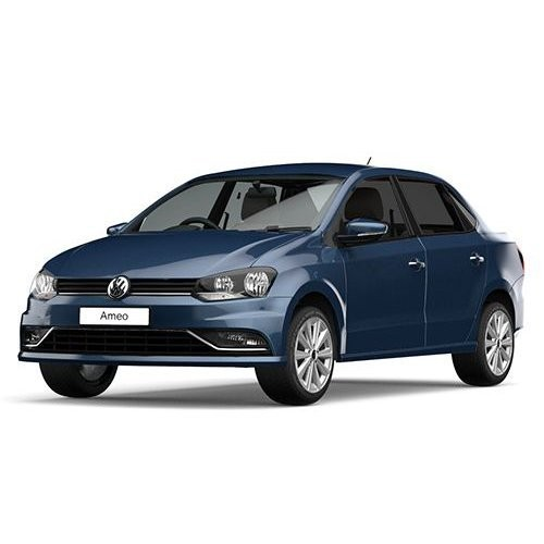 Volkswagen Ameo Colour Blue Silk