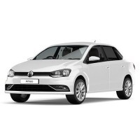 Volkswagen Ameo Colour Candy White