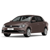Volkswagen Ameo Colour Toffee Brown
