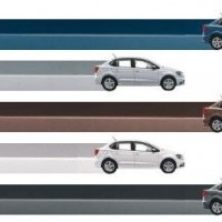 Volkswagen Ameo Colours
