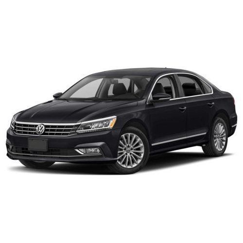Volkswagen Passat Deep Black Color