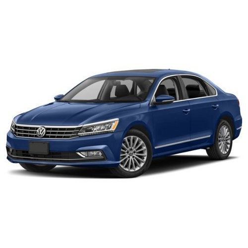 Volkswagen Passat Harvard Blue Color