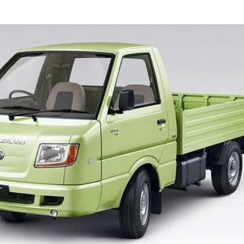 Ashok Leyland Dost Express Colour Aqua Green