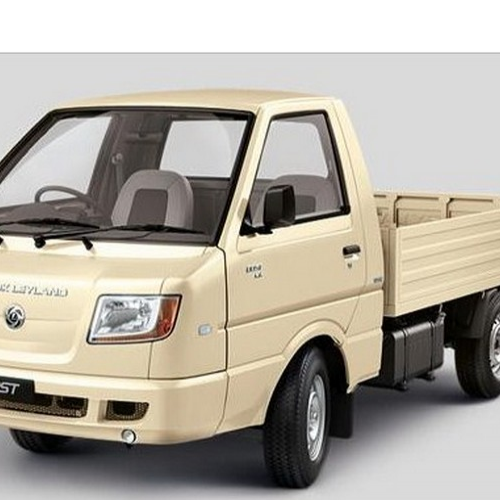 Ashok Leyland Dost Express Colour Irish Cream