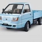 Ashok Leyland Dost Colour Blue