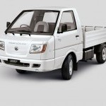 Ashok Leyland Dost Colour White