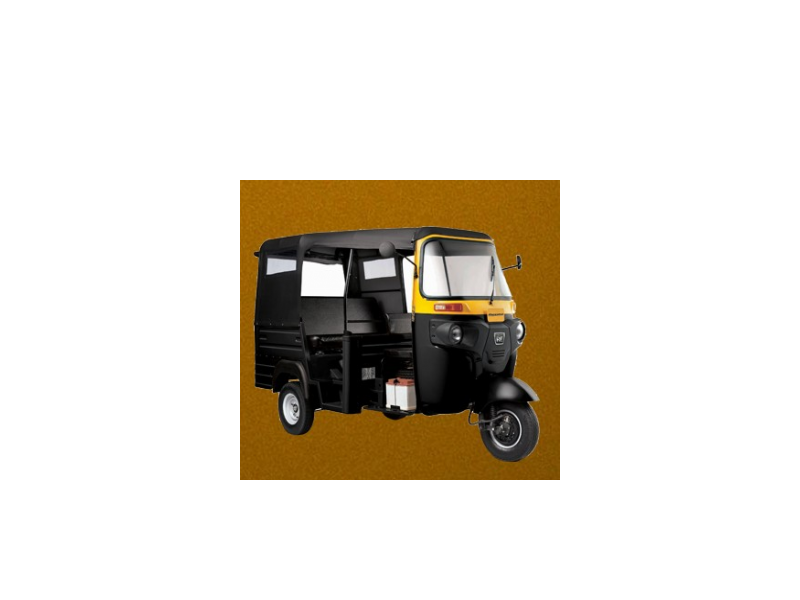 Bajaj Re Maxima Diesel Colour Black