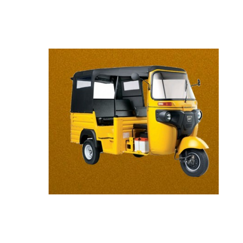 Bajaj Re Maxima Diesel Colour Yellow