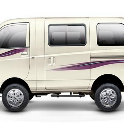 Mahindra Supro Van Lx Colour Diamond White