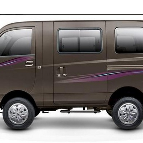 Mahindra Supro Van Lx Colour Metallic Grey