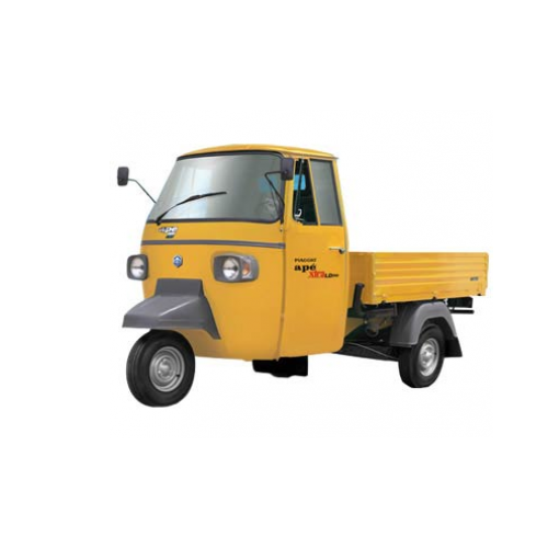 Piaggio Ape Xtra Ld Colour Yellow