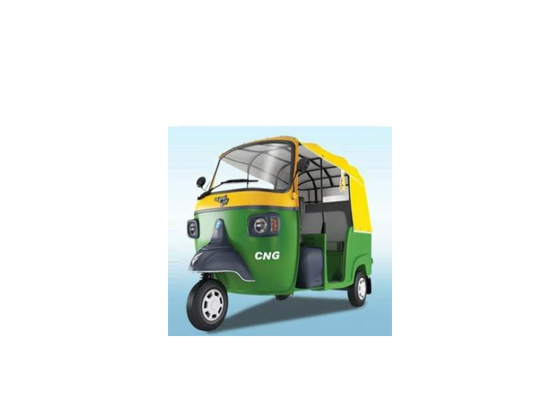 Piaggio New Ape City 200 Colour Green