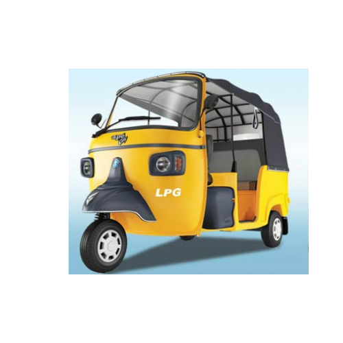 Piaggio New Ape City 200 Colour Yellow