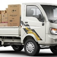 Tata Ace Mega Colour Metallic White