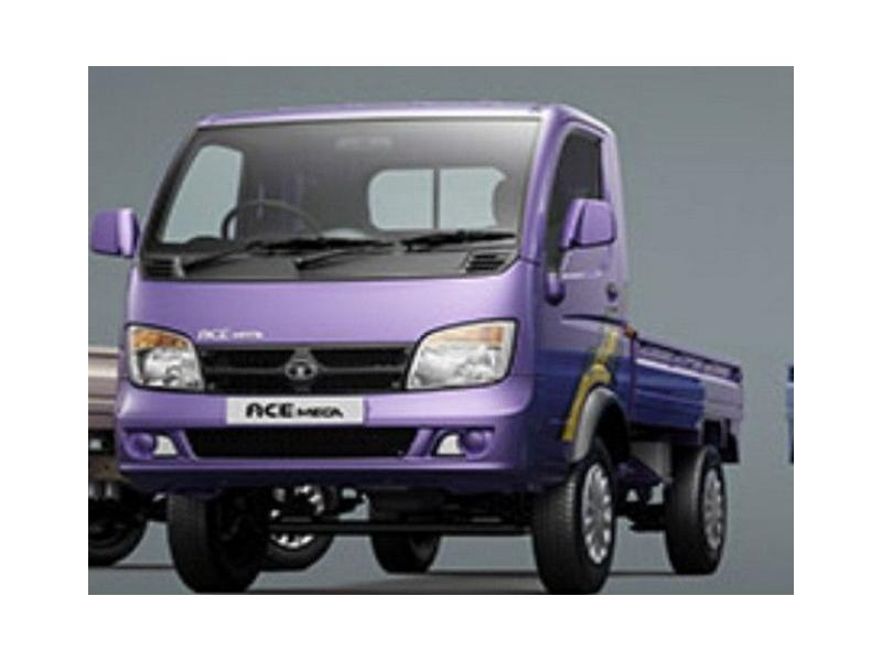 Tata Ace Mega Colour Violet