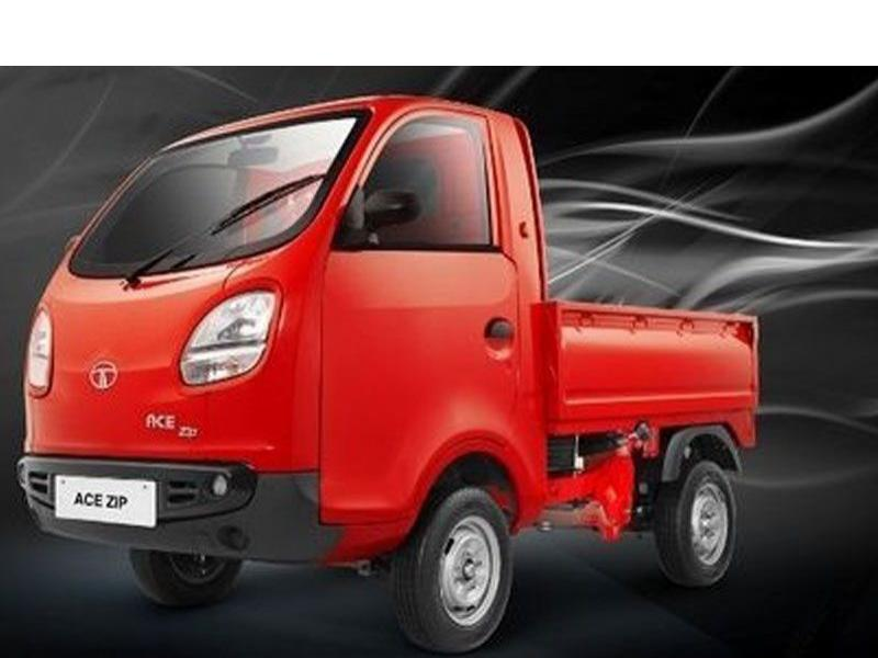 Tata Ace Zip Colour Red
