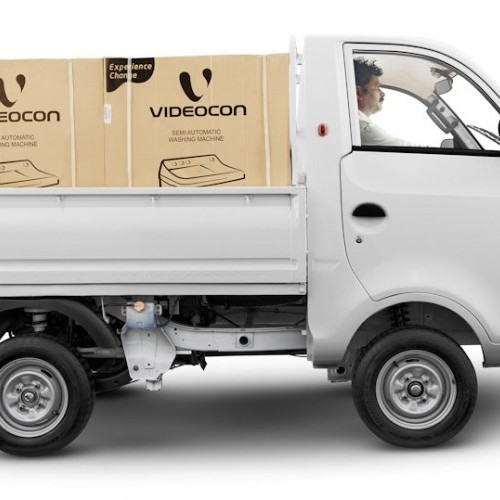 Tata Ace Zip Colour White