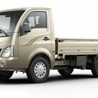 Tata Super Ace Mint Colour Metallic Beige
