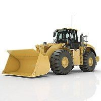 Caterpillar 980H Picture