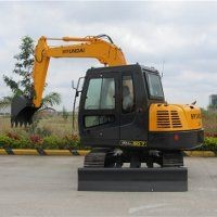 Hyundai Excavators in India | Price list of Hyundai