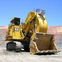 Komatsu India PC8000-6 Loading Shovel Picture
