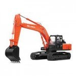 Tata Hitachi EX200LC Super Backhoe Picture -0