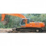 Tata Hitachi ZAXIS 210LCH Backhoe Picture -0
