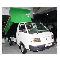 Ashok Leyland Dost Tipper Picture