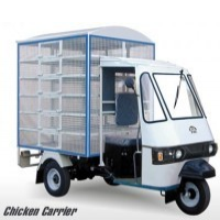 Atul Auto 	Chicken Van Carrier Picture